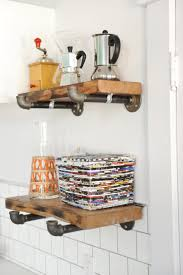 Pipe Shelves Kitchen by Top 25 Best Eclectic Coffee Grinders Ideas On Pinterest