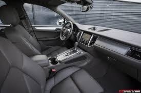 macan porsche interior 2015 porsche macan s vs s diesel vs macan turbo review gtspirit