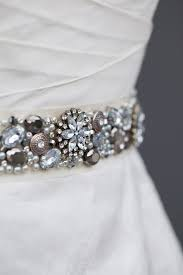 bridal sash learn how to make this chic diy rhinestone bridal sash