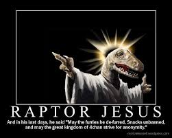 image 19195 raptor jesus know your meme