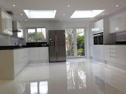 gloss kitchen tile ideas gloss kitchen floor tiles kitchen floor