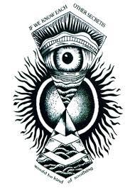 all seeing eye tattooforaweek temporary tattoos largest
