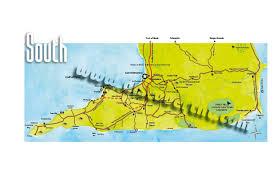 Map Of Southern Spain Trinidad Maps Discover Trinidad U0026 Tobago Travel Guide