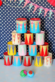Birthday Decorations To Make At Home by Best 25 Circus Party Decorations Ideas Only On Pinterest