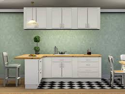 kitchen counter islands mod the sims simple kitchen counters islands cabinets