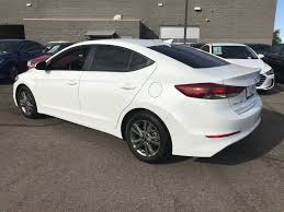 hyundai elantra white white hyundai elantra in arizona for sale used cars on