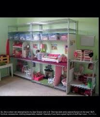 diy american inspired bed for 10 american girls dolls and