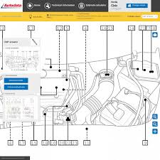autodata for vehicles product features