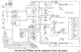 1965 ford headlight wiring 1965 free wiring diagrams