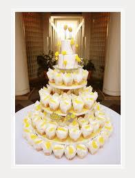 individual wedding cakes cupcake wedding cakes mon cheri bridals