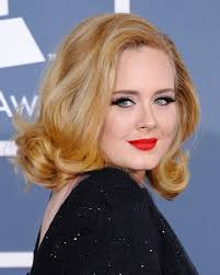 short haircuts for thick curly frizzy hair adele confirms she is singing skyfall theme will embrace bond