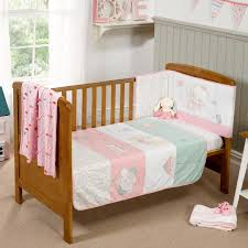 Woodland Nursery Bedding Set by Bedding Sets And Bales Kiddicare