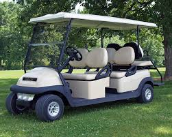 club car precedent gas golf cart stretch kit make it a limo
