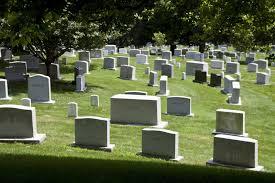 cemetery headstones headstones at arlington national cemetery clippix etc