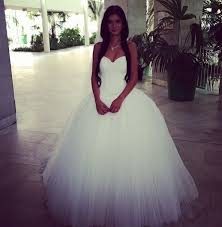 poofy wedding dresses best 25 poofy wedding dress ideas on