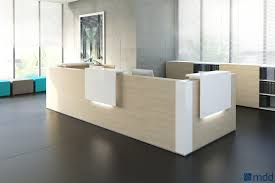 Rounded Reception Desk by Reception Desk Reception Desk Tera Mdd