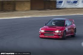 subaru wrc for sale 555 horses of widened fury speedhunters