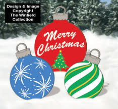 wooden yard signs ornaments