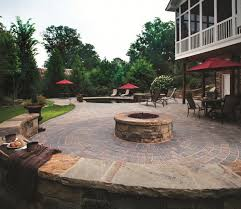 Backyard Ideas With Pavers Ideas For Pavers