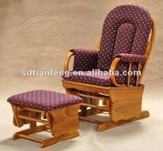 glider rocker with ottoman economical cheap antique wooden glider rocker and ottoman buy
