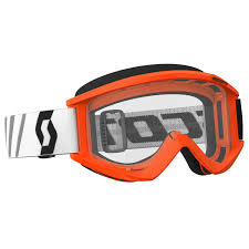 scott motocross goggles scott goggle recoil xi orange black clear works 2017 maciag offroad