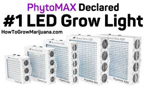 Led Grow Lights Cannabis 10 Off Phytomax Grow Lights At Black Dog Led Worldwide Shipping