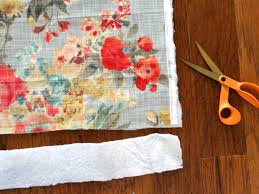 Make Your Own Outdoor Rug by How To Make A Rug From Upholstery Fabric How Tos Diy