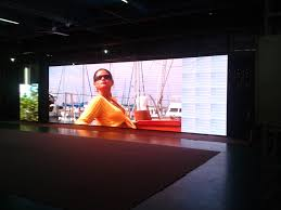 p4mm indoor color led display screen