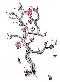 free cherry blossom tree from itattooz