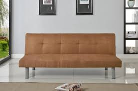 Clik Clak Sofa Bed by Faux Suede Canterbury Fabric Sofa Bed 3 Seater Click Clack Sofa