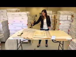 rta cabinet assembly video by cabinet mania with monica youtube