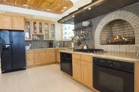 Kitchen Design Black Appliances Irresistible Kitchen With Black Appliances Ideas U2013 Decohoms