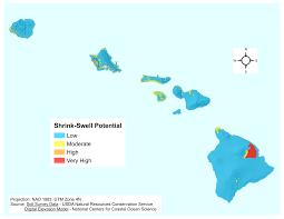 Hawaii Island Map Hawaii Soil Atlas