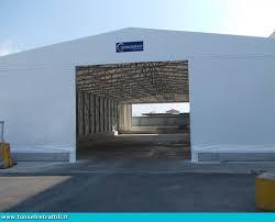 capannoni mobili tunnel retrattili in telo pvc e capannoni mobili