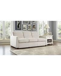 Microfiber Sleeper Sofa Amazing Deal On Galileo Microfiber Sleeper Sofa