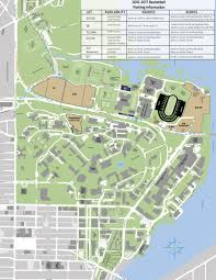 Kennesaw State University Campus Map by Washington Huskies University Of Washington Athletics