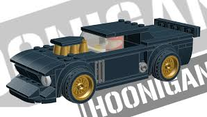 speed chions 2017 moc 8585 ford hoonicorn speed chions 2017 rebrickable