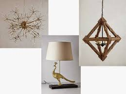 Anthropologie Lighting Inspired Yet Again Finding Unique Inspiration At Anthropologie