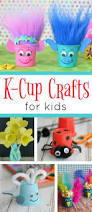 best 25 crafts for kids ideas on pinterest fun crafts for kids a fun collection of k cup crafts for kids these cute and easy craft