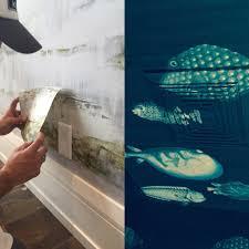 licensed professional wallpaper installer modernwalldesign ca