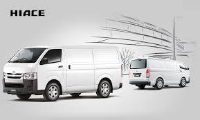 Toyota Hiace Van Interior Dimensions Toyota Malaysia Hiace
