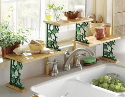 Shelf Over Kitchen Sink Home Design Styles - Kitchen sink shelves