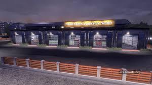 large garages custom large garages ets2 mods