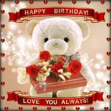love you always free happy birthday ecards greeting cards 123