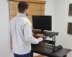 Standing Desk On Top Of Existing Desk Top 9 Problems With The Varidesk Convertible Standing Desk