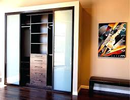 Sliding Door For Closet Sliding Door Closet Organization Sliding Closet Doors For