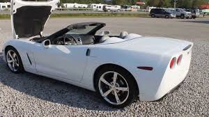 08 chevy corvette 2008 chevy corvette convertible c6 ls3 review