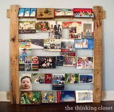 pallet christmas photo display u2014 the thinking closet