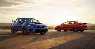 subaru impreza wrx 2018 wrx 2018 and wrx sti 2018 the best of both worlds subaru