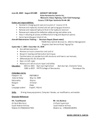Heavy Equipment Mechanic Resume Examples by Heavy Equipment Mechanic Resume Objective Contegri Com